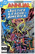 Justice League of America (1960 1st Series) Annual 3