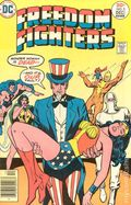 Freedom Fighters (1976 DC) 5