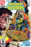 Batman and the Outsiders (1983 1st Series) 14