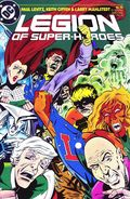 Legion of Super-Heroes (1984 3rd Series) 2