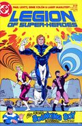 Legion of Super-Heroes (1984 3rd Series) 11