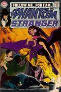 Phantom Stranger (1969 2nd Series) 4