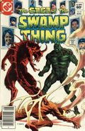 Swamp Thing (1982 2nd Series) 4