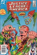 Justice League of America (1960 1st Series) 243