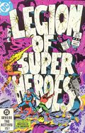 Legion of Super-Heroes (1980 2nd Series) 293