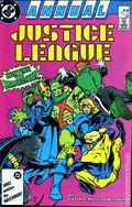 Justice League America (1987) Annual 1