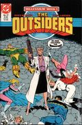 Outsiders (1985 1st Series) 27