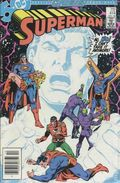 Superman (1939 1st Series) 414