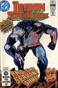 Legion of Super-Heroes (1980 2nd Series) 290