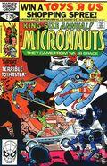 Micronauts (1979 1st Series) Annual 2