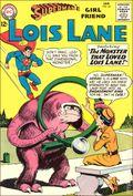 Superman's Girlfriend Lois Lane (1958) 54