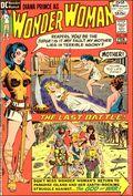 Wonder Woman (1942 1st Series DC) 198