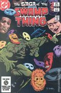 Swamp Thing (1982 2nd Series) 16