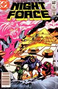 Night Force (1982 1st Series) 7