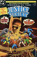 America vs. the Justice Society (1985 DC) 1