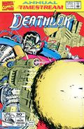 Deathlok (1991) Annual 1