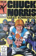 Chuck Norris Karate Kommandos (1987 Marvel/Star Comics) 1