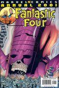 Fantastic Four (1998 3rd Series) Annual 2001