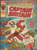 Captain Britain (1976) United Kingdom 1A
