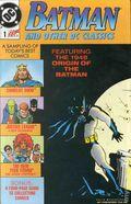 Batman and Other DC Classics (1989) 1