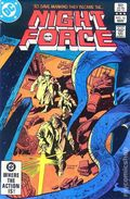 Night Force (1982 1st Series) 10
