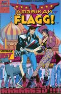 American Flagg (1988 2nd Series) 5