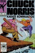 Chuck Norris Karate Kommandos (1987 Marvel/Star Comics) 3