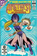 Amethyst Princess of Gemworld (1983 DC) 1A
