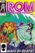 Rom (1979-1986 Marvel) 57