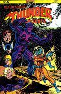 Wally Wood's THUNDER Agents (1984) 5