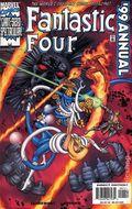 Fantastic Four (1998 3rd Series) Annual 1999