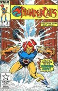 Thundercats (1985 1st Series Marvel) 8