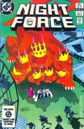 Night Force (1982 1st Series) 12