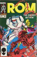 Rom (1979-1986 Marvel) 55