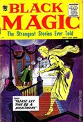 Black Magic (1950-1961 Prize/Crestwood) Vol. 7 #4