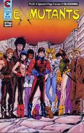 Ex-Mutants (1987) 40 Page Reprint Special 7