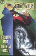 Green Lantern Brightest Day Blackest Night (2002) 1