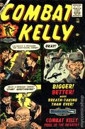 Combat Kelly (1951 Atlas) 40