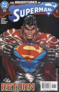 Adventures of Superman (1987) 626