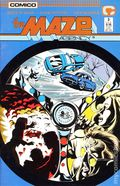 Maze Agency (1988 1st Series) 3