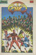 Alpha Team Omega (1983) 1
