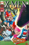 X-Men Archives featuring Captain Britain (1995) 7