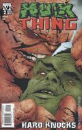 Hulk and Thing Hard Knocks (2004) 2