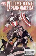 Wolverine Captain America (2004) 1