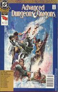 Advanced Dungeons and Dragons (1990) Annual 1