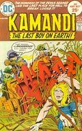 Kamandi (1972) Mark Jewelers 26MJ