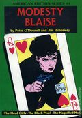 Modesty Blaise TPB (1981-1986 First American Edition Series) 4-1ST