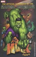 Official Handbook of the Marvel Universe Hulk (2004) 2004