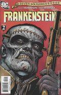 Seven Soldiers Frankenstein (2005) 2