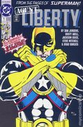 Agent Liberty (1992 DC) 1